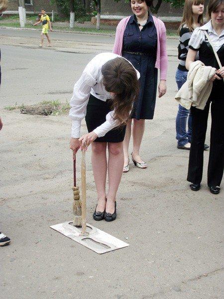Горловская молодёжь «проложила» дорогу в музей, фото-2
