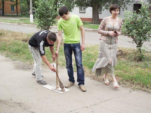 Горловская молодёжь «проложила» дорогу в музей, фото-3