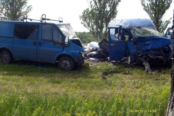 За выходные в Донецкой области в ДТП пострадало 33 человека и один погиб (фото), фото-4