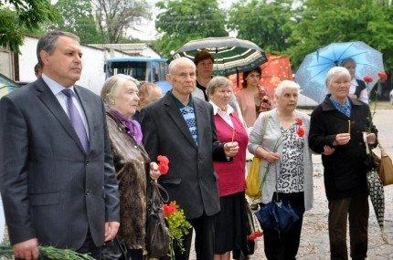 В Симферополе почтили память жертв «Картофельного городка» (фото), фото-1