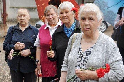 В Симферополе почтили память жертв «Картофельного городка» (фото), фото-3