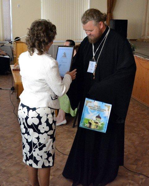 В Горловке прошла межрегиональная образовательная конференция, фото-3