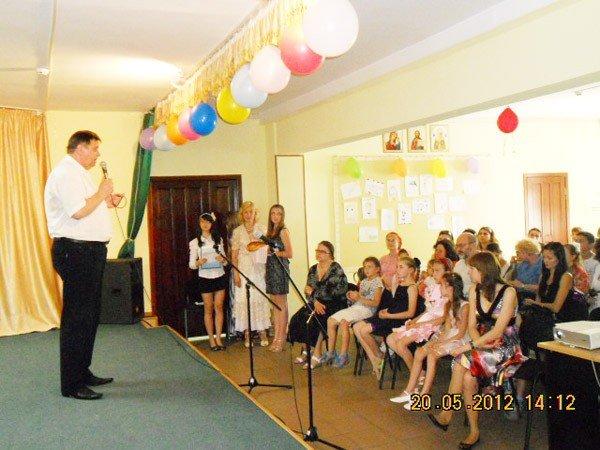 Регионалы поздравили многодетные семьи Горловки с двойным праздником, фото-1