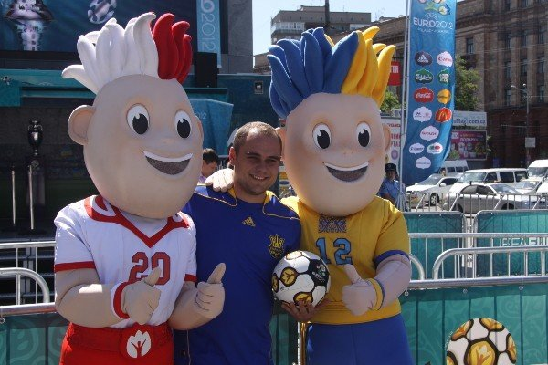Кубок чемпионата Европы по футболу уже на Днепропетровщине! (ФОТО), фото-2