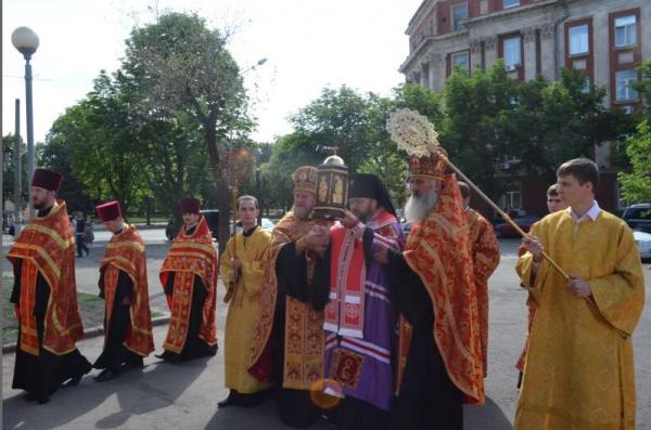 Сегодня православные Кривого Рога почитают Св. Николая Чудотворца, фото-1