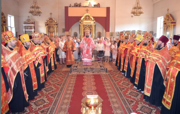 Сегодня православные Кривого Рога почитают Св. Николая Чудотворца, фото-2