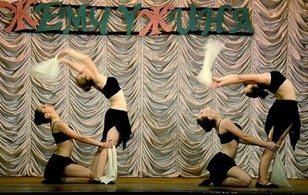 На Донетчине определили лучших танцоров (фото), фото-9