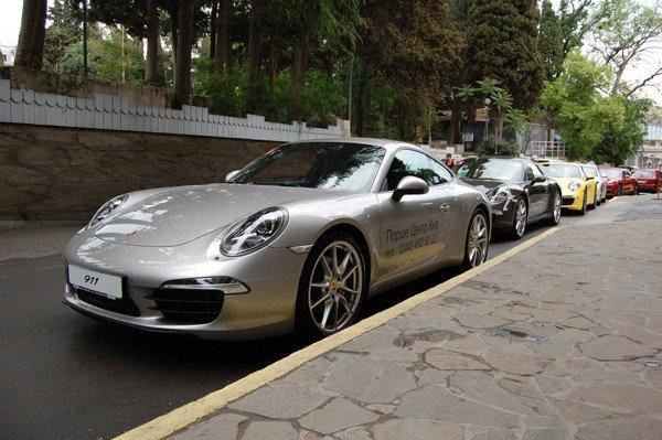 Презентація нових моделей Porsche у Ялті, фото-2