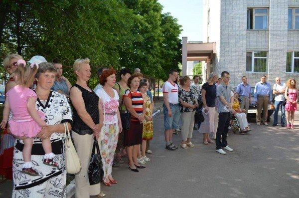 У Житомирі відкрито Центр соціальної реабілітації для дітей з інвалідністю, фото-6