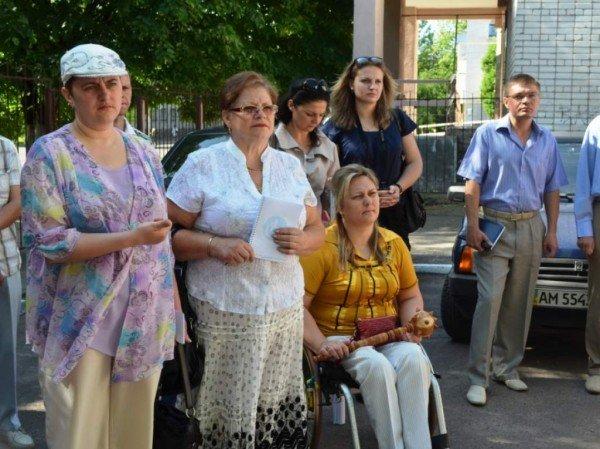 У Житомирі відкрито Центр соціальної реабілітації для дітей з інвалідністю, фото-1