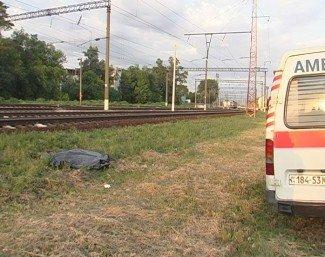 Поезд «Киев-Луганск» насмерть сбил человека (ФОТО), фото-3