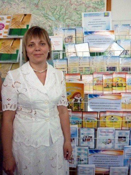 В Горловке работает лучший воспитатель региона 2012 года, фото-1