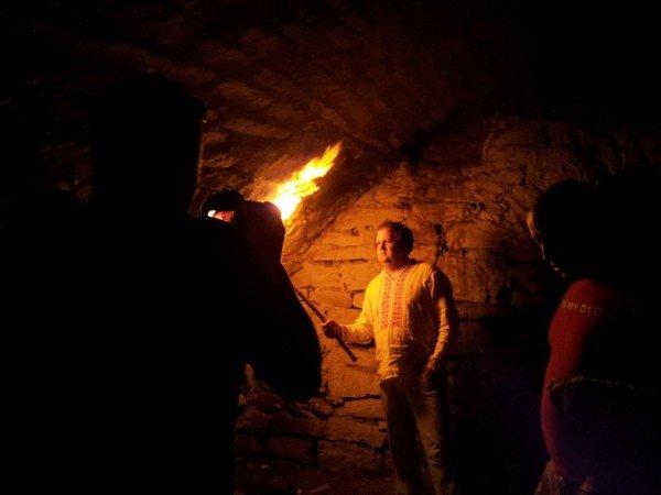 На зйомках нового кіпу гурт ТІК спалив баян (Фото), фото-4