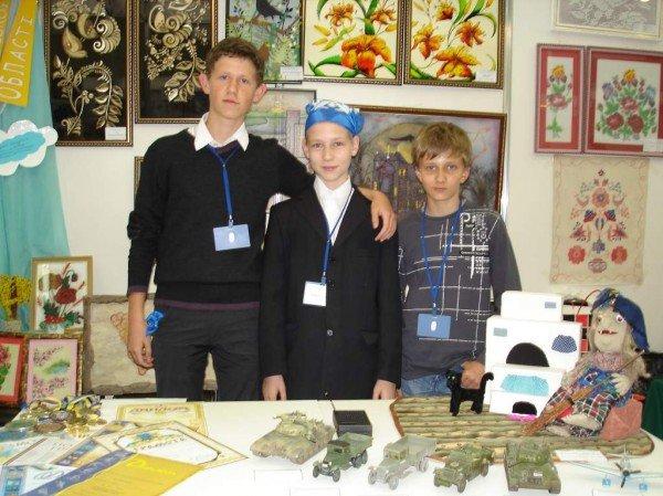 Житомиряни стали лауреатами V Всеукраїнської виставки-фестивалю «Обдаровані діти України», фото-3