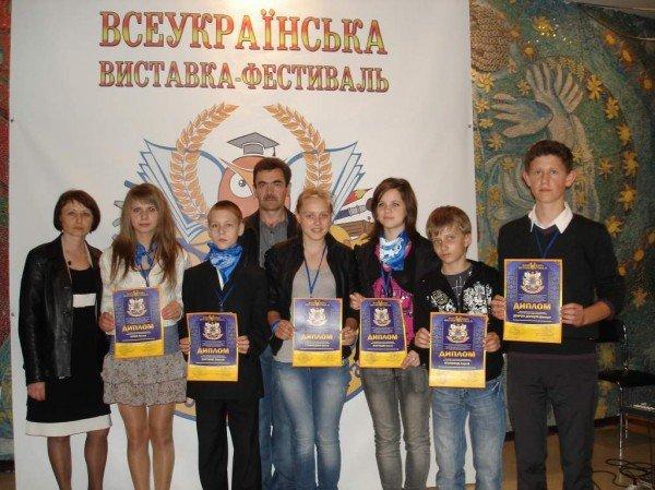 Житомиряни стали лауреатами V Всеукраїнської виставки-фестивалю «Обдаровані діти України», фото-4