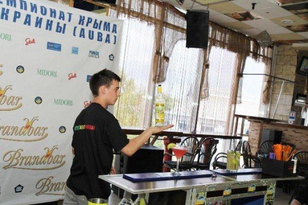 В чемпионате среди барменов в Симферополе победил днепропетровец (фото), фото-3