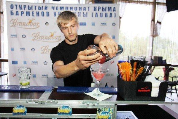 В чемпионате среди барменов в Симферополе победил днепропетровец (фото), фото-5