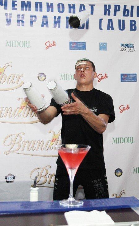 В чемпионате среди барменов в Симферополе победил днепропетровец (фото), фото-6