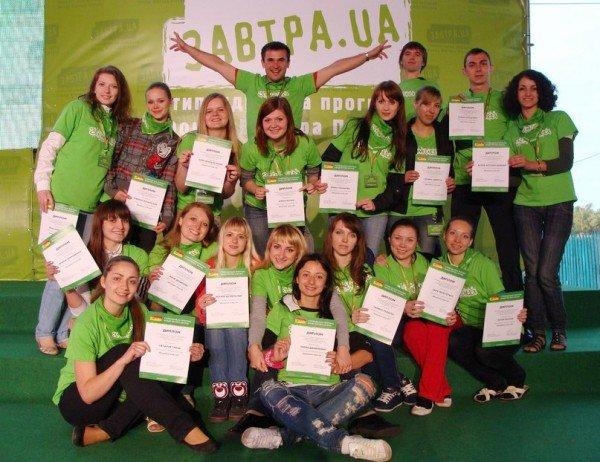 Житомирські студенти перемогли на «Завтра.UA», фото-7