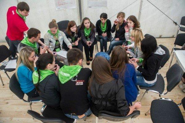 Житомирські студенти перемогли на «Завтра.UA», фото-9