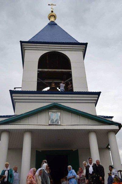 В Байраке зазвучали новые колокола старинного храма, фото-1