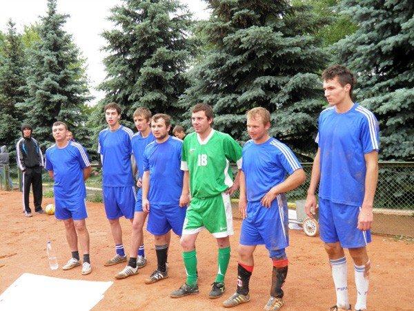 В Горловке окончился футбольный турнир имени Юрия Фомина, фото-4