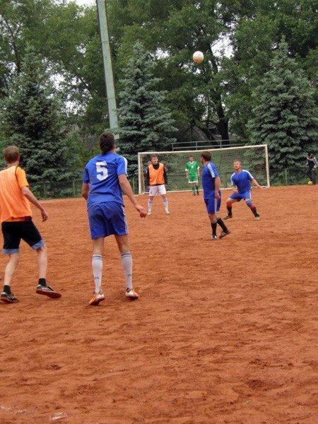 В Горловке окончился футбольный турнир имени Юрия Фомина, фото-1