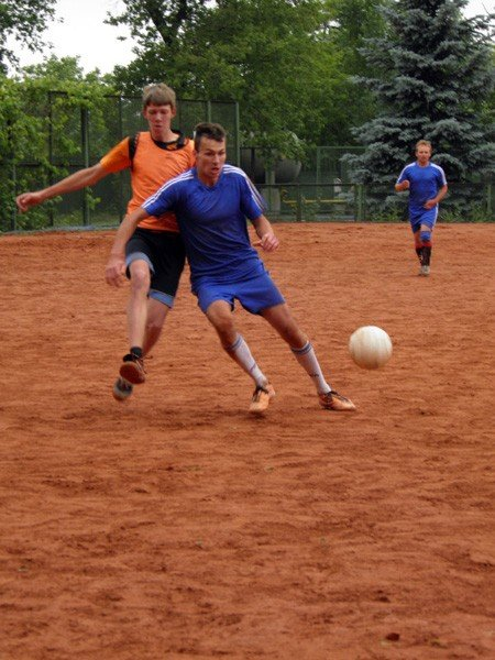 В Горловке окончился футбольный турнир имени Юрия Фомина, фото-2