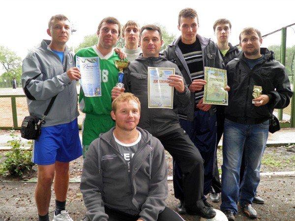В Горловке окончился футбольный турнир имени Юрия Фомина, фото-7