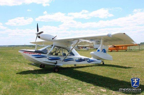 На выходных житомиряне полетали на уникальных самолетах (ФОТО), фото-11