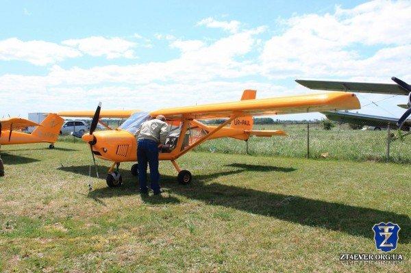 На выходных житомиряне полетали на уникальных самолетах (ФОТО), фото-12