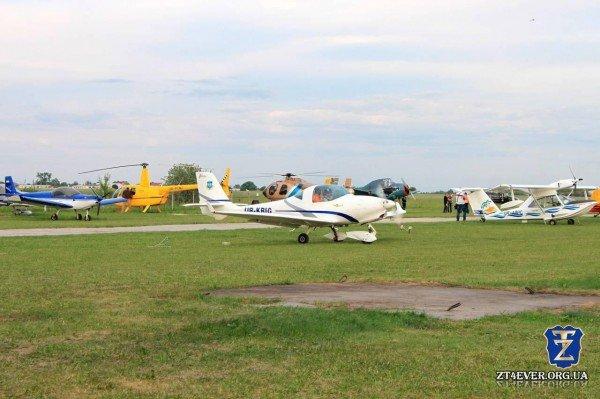 На выходных житомиряне полетали на уникальных самолетах (ФОТО), фото-2