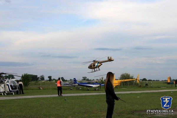 На выходных житомиряне полетали на уникальных самолетах (ФОТО), фото-3