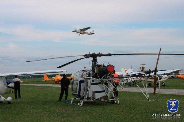 На выходных житомиряне полетали на уникальных самолетах (ФОТО), фото-8