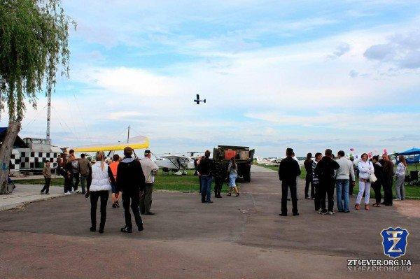 На выходных житомиряне полетали на уникальных самолетах (ФОТО), фото-9