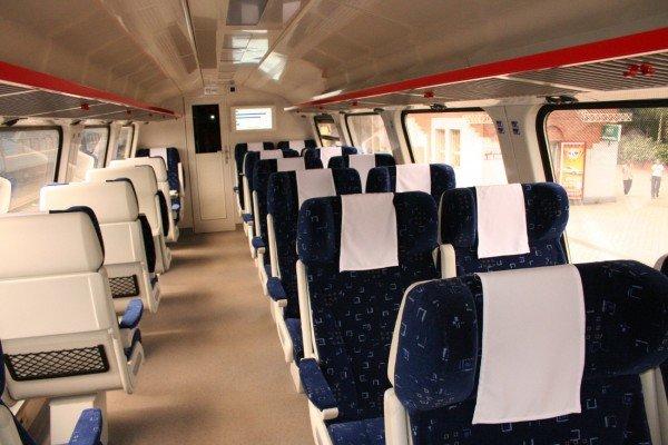 Яка шкода! Первый поезд Skoda «Донецк-Харьков» уехал, не дождавшись пассажиров (фото), фото-4