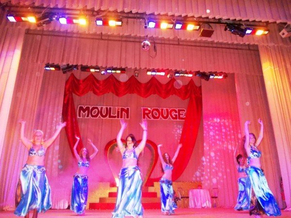 Артемовская «Лаялина» доказала, что восточные танцы под силу в любом возрасте (ВИДЕО), фото-5
