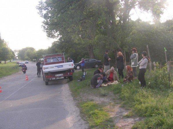 На Рівненщині у ДТП загинув 3-річний хлопчик (ФОТО), фото-1