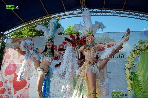В Луганске прошел «Парад невест 2012» (ФОТО), фото-9