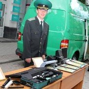 Пограничники показали в Симферополе свою технику (ФОТО), фото-3