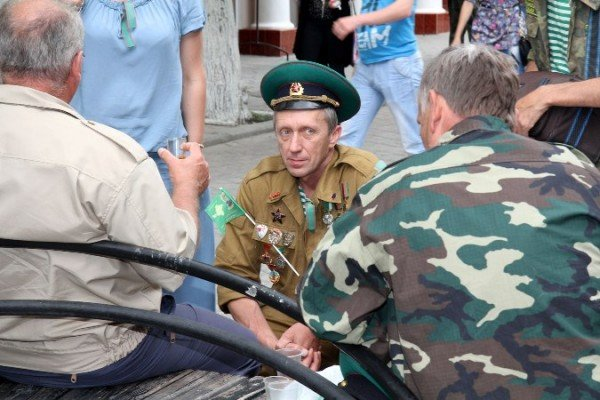 Пограничники показали в Симферополе свою технику (ФОТО), фото-4