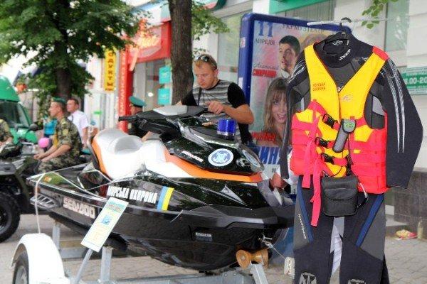 Пограничники показали в Симферополе свою технику (ФОТО), фото-5