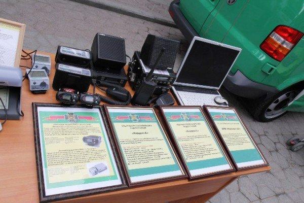 Пограничники показали в Симферополе свою технику (ФОТО), фото-8