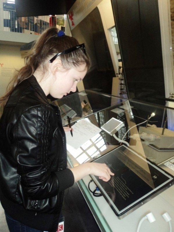 Артемовская школьница в Мюнхене научилась выделять нити ДНК, фото-4