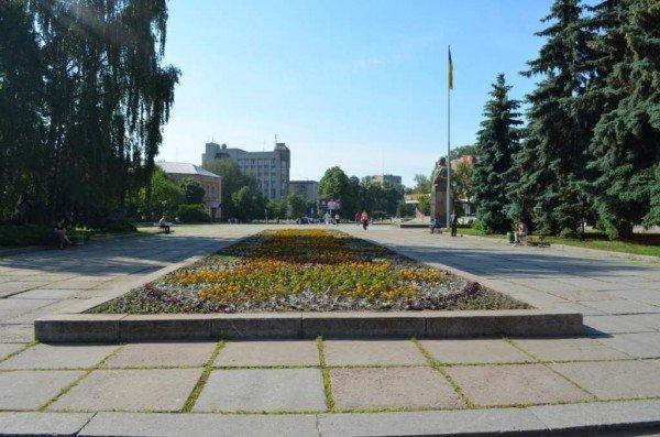 Майдан ім. С.П. Корольова буде оновлено, фото-2