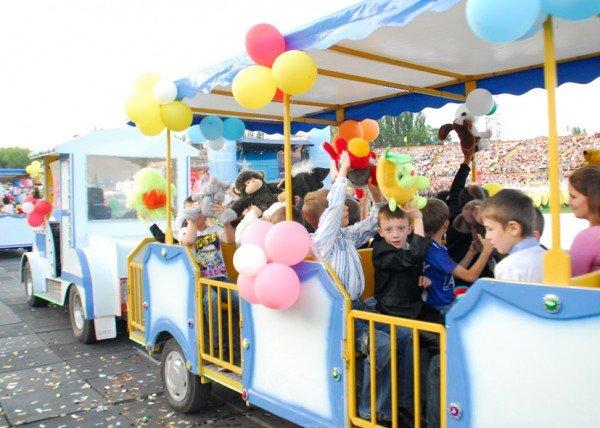 Подарки детям-сиротам от предпринимателей города, фото-2
