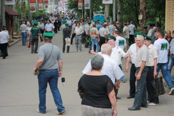 Как в Донецке отметили День пограничника (фото), фото-3