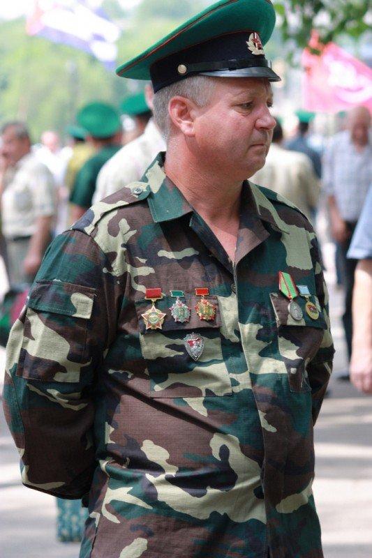Как в Донецке отметили День пограничника (фото), фото-5