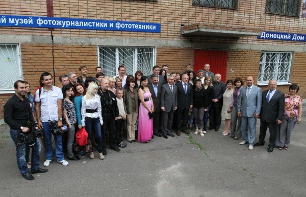 В Донецке открылся единственный в Украине музей фотожурналистики и фототехники (фото), фото-1