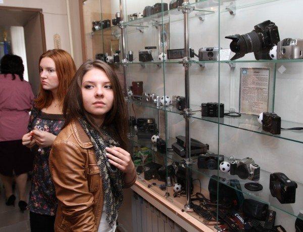 В Донецке открылся единственный в Украине музей фотожурналистики и фототехники (фото), фото-4